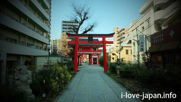 Pray for Naruko Tenjinsha Shrine!