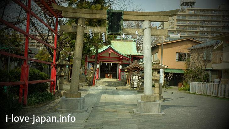 Visit to Tomigaoka Hachimangu Shrine