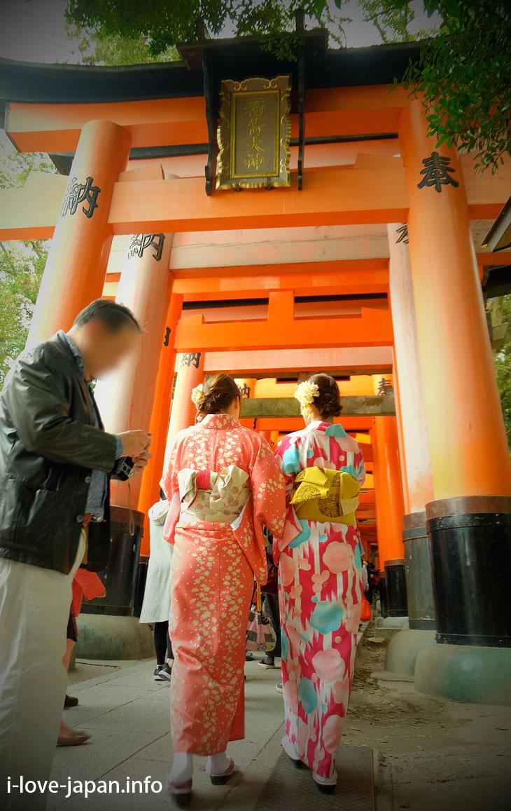 Senbon Torii@Fushimi Inari Taisha(Shrine)