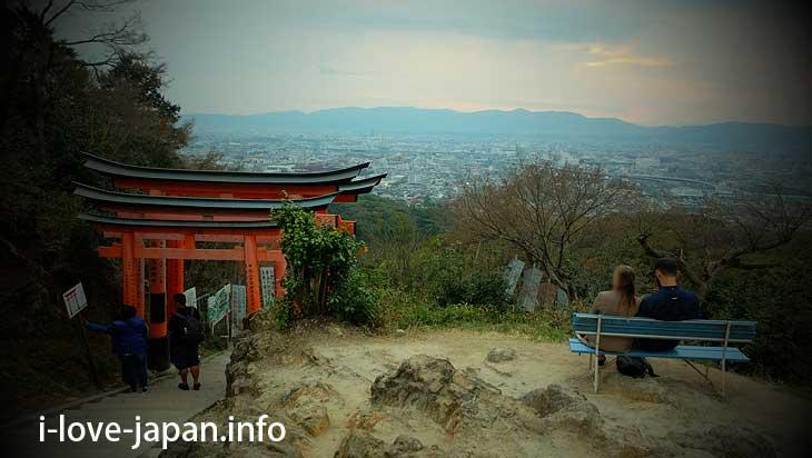 naer Crossroad@Fushimi Inari Taisha(Shrine)