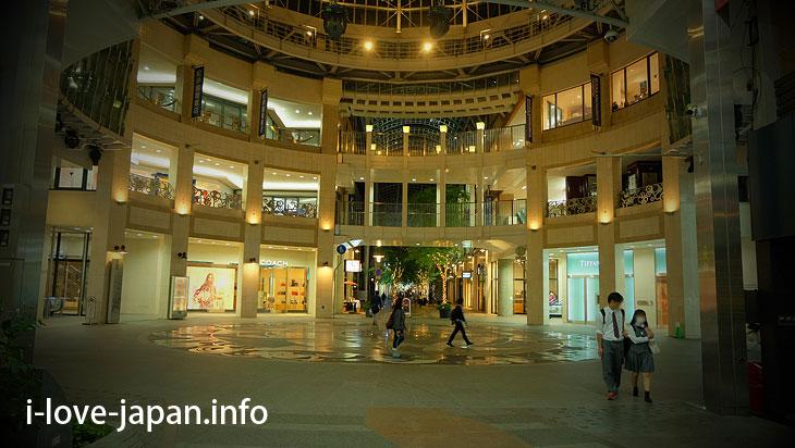 Takamatsu Marugame-machi Ichibankai-cho  Dome Square@Sightseeing Area naer Takamatsu station,Takamatsu port(Kagawa)