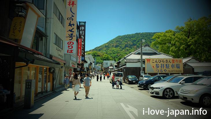 Visit the main shrine + Okusha of Konpira-san (Kotohira-gu Shrine) [over 3 hours]Kagawa