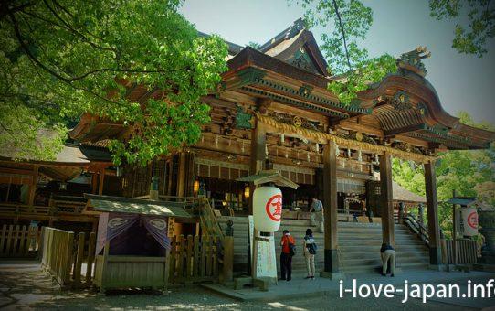 Visit the main shrine + Okusha of Konpira-san (Kotohira-gu Shrine) [over 3 hours]Kagawa(Part.1)