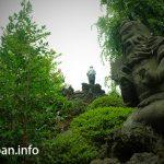 """I climbed to """"Toshima Nagasaki Fujizuka""""."""