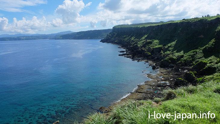 Inutabu Cape@Tokuno-shima Island Tourism(Amami/Kagoshima)