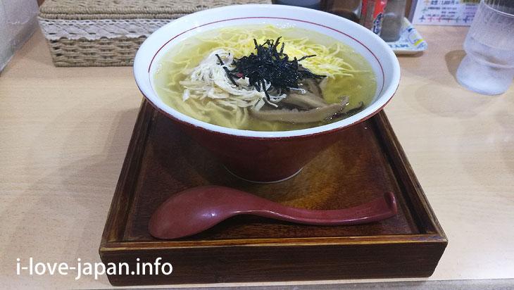 Keihan Ramen at Amami Airport@Amami Oshima Island(Kagoshima)