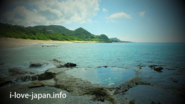Heart rock@Amami Oshima Island(Kagoshima)
