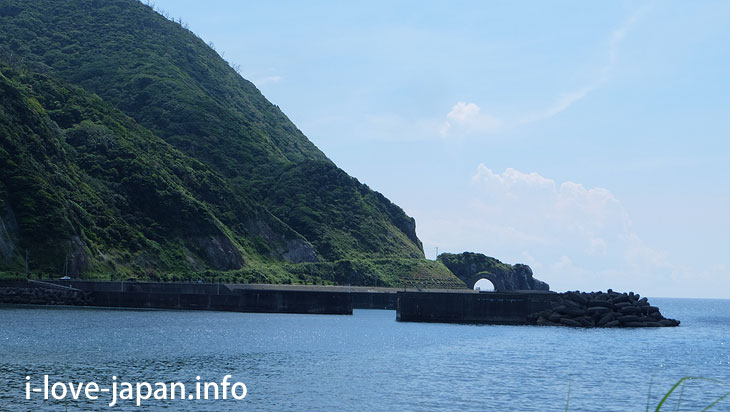 Kaganbana tunnel@Amami Oshima Island(Kagoshima)