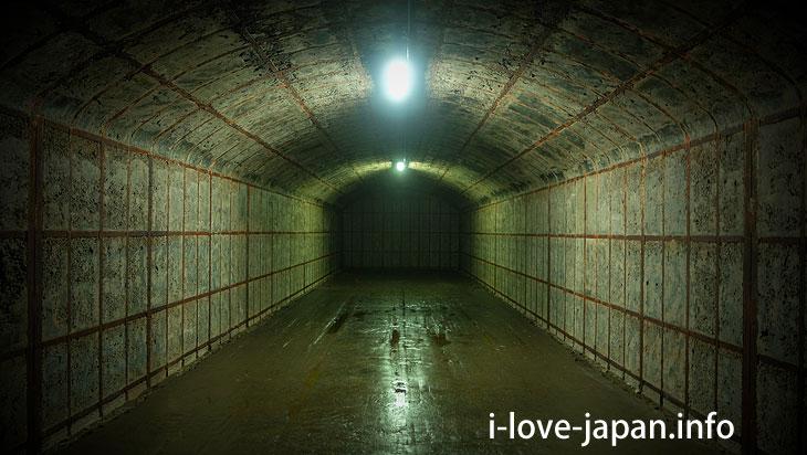 Former Army ammunition storehouse ruins@Amami Oshima Island(Kagoshima)