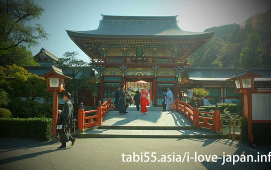 "Yutoku Inari-Jinja Shrine! Visit to ""Oku-no-in"" , Go through red toriis (Kashima City, Saga)"