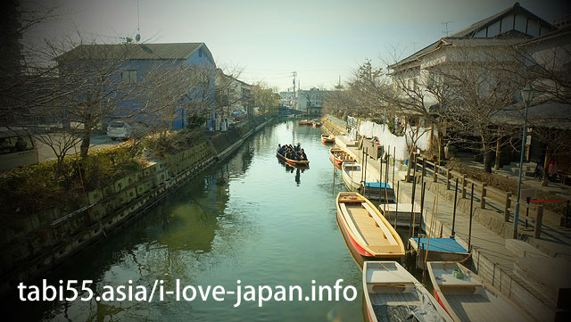 Yanagawa River Cruising【1 night 2 days】Tourist model course ( Fukuoka)
